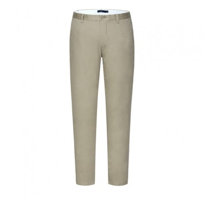 Straight cut Stretchable Slacks for men